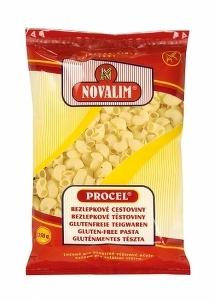 PROCEL - BEZLEPKOVÉ CESTOVINY, KOLIENKA - VEĽKÉ 1x250 g