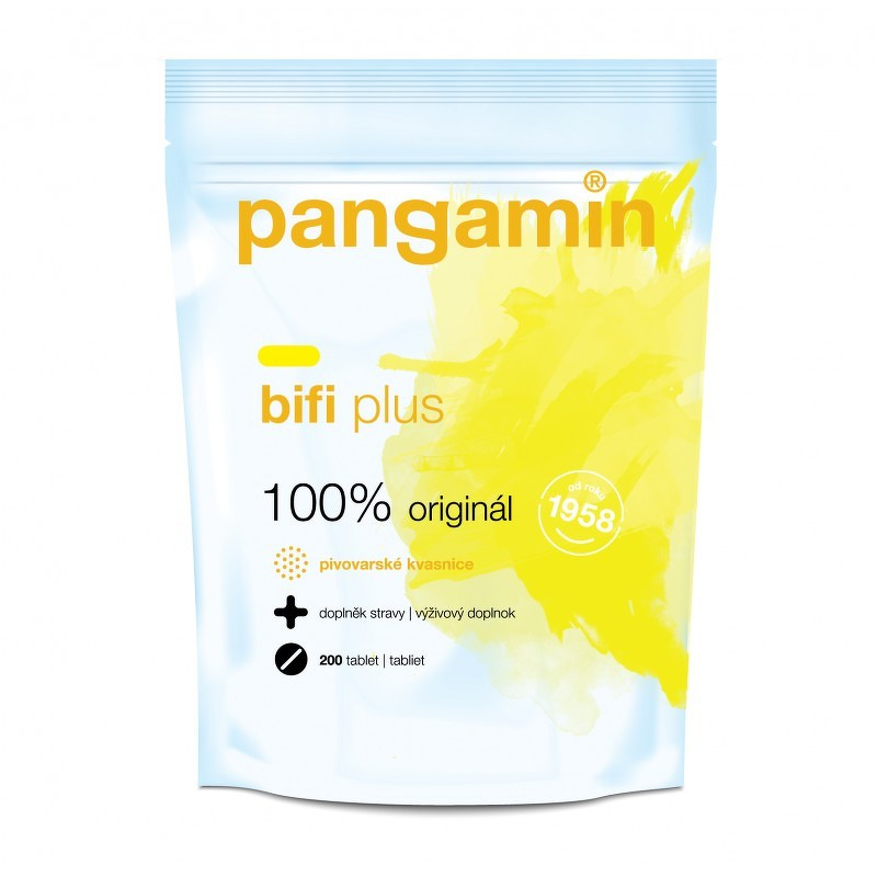 Rapeto Pangamin Bifi Plus 200 tabliet