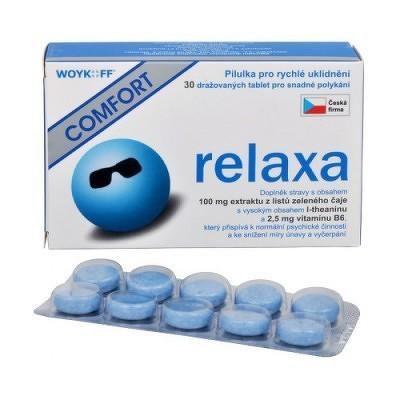 relaxa COMFORT tbl 1x30 ks