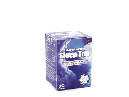 Sleep Trip tbl 1x30 ks