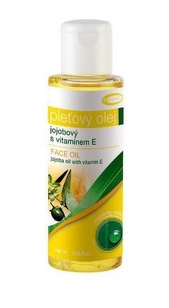 TOPVET pleťový olej JOJOBOVÝ s vitamínom E 28bf3413fd7