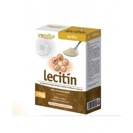 Vemica Lecitín prášok 1x250 g