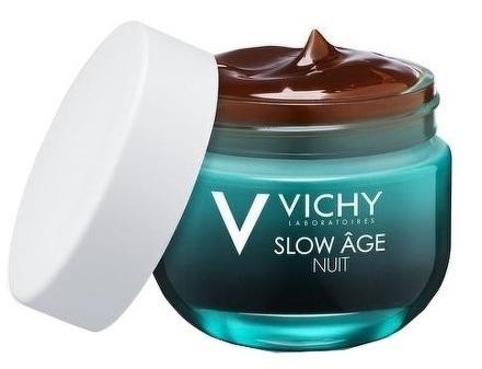 VICHY SLOW AGE Nočná starostlivosť krém 1x50 ml