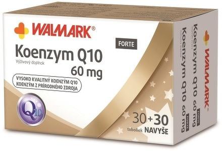 WALMARK Koenzym Q10 Forte 60 mgcps 30+30 navyše
