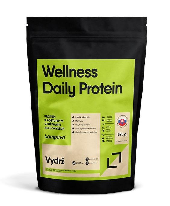 Welness daily Protein 525g vanilka