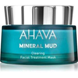 Ahava Mineral Mud čistiaca bahenná maska pre mastnú a problematickú pleť 50 ml