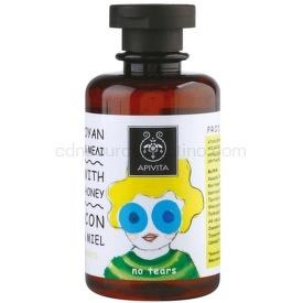 Apivita Kids Chamomile & Honey upokojujúci šampón pre deti 250 ml