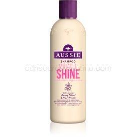 Aussie Miracle Shine šampón pre matné a unavené vlasy  300 ml