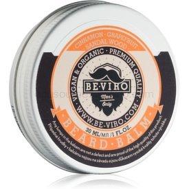 Be-Viro Men's Only Grapefruit, Cinnamon, Sandal Wood balzam na fúzy 30 ml