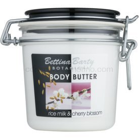 Bettina Barty Botanical Rise Milk & Cherry Blossom telové maslo  400 ml