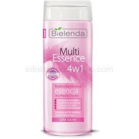 Bielenda Multi Essence 4 in 1 multivitamínová esencia pre suchú pleť  200 ml