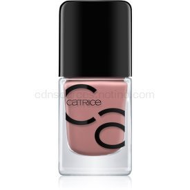 Catrice ICONails lak na nechty odtieň 10 Rosywood Hills 10,5 ml