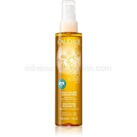 Caudalie Suncare hydratačný olej na opaľovanie v spreji SPF 30  150 ml