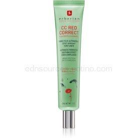 Erborian CC Red Correct CC krém proti začervenaniu pleti SPF 25  45 ml