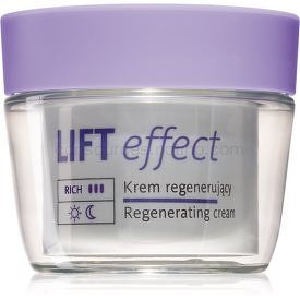 FlosLek Laboratorium Lift Effect Rich Formula bohatý krém s regeneračným účinkom 50 ml