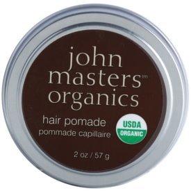 John Masters Organics Hair Pomade pomáda pre uhladenie a výživu suchých a nepoddajných vlasov  57 g