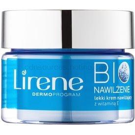 Lirene Bio Hydration ľahký hydratačný krém pre normálnu až zmiešanú pleť  50 ml