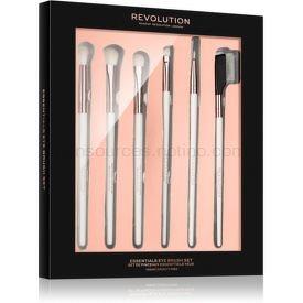 Makeup Revolution Essentials eye brush set sada štetcov (na oči)