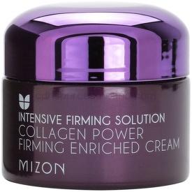 Mizon Intensive Firming Solution Collagen Power spevňujúci krém proti vráskam  50 ml