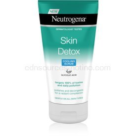 Neutrogena Skin Detox čistiaci pleťový peeling  150 ml