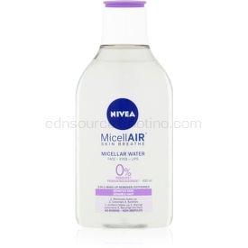 Nivea MicellAir  Skin Breathe jemná micelárna voda pre citlivú pleť 400 ml