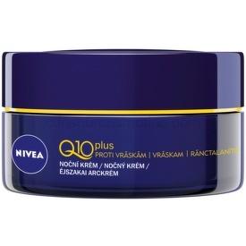 Nivea Visage Q10 Plus nočný krém pre všetky typy pleti 50 ml