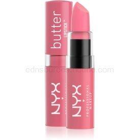 NYX Professional Makeup Butter Lipstick krémový rúž odtieň 14 Snowcone 4,5 g