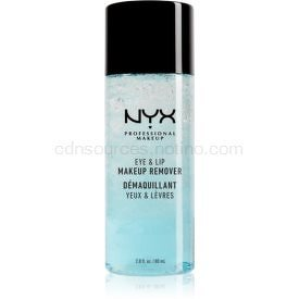 NYX Professional Makeup Eye & Lip Makeup Remover odličovač očí a pier 80 ml