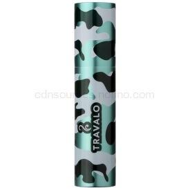 Travalo Classic plastový obal na plniteľný rozprašovač parfémov unisex    Camouflage Green