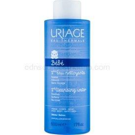 Uriage 1érs Soins Bébés jemná čistiaca voda na tvár a telo  500 ml