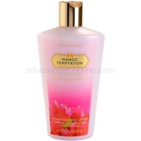 Victoria's Secret Mango Temptation Mango Nectar & Hibiscus telové mlieko pre ženy 250 ml