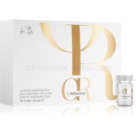 Wella Professionals Oil Reflections elixír pre extra lesk a hebkosť vlasov pre profesionálne použitie 10 x 6 ml