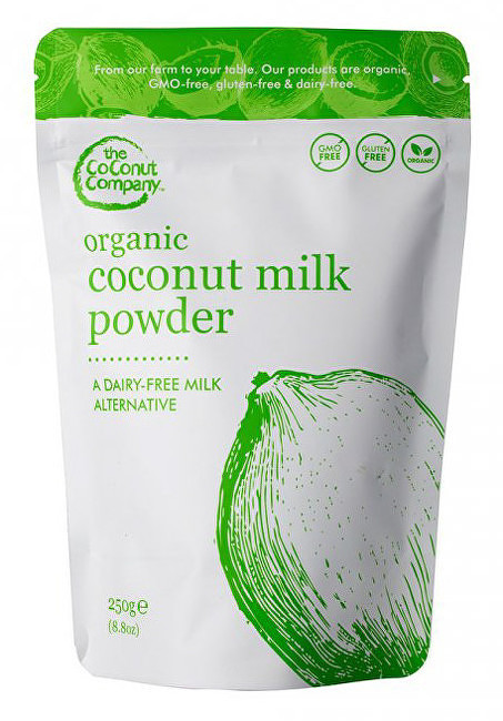The Coconut Company Kokosové mlieko v prášku BIO 250 g
