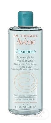 Avene Cleanance Eau Micellaire micelárna voda 400 ml