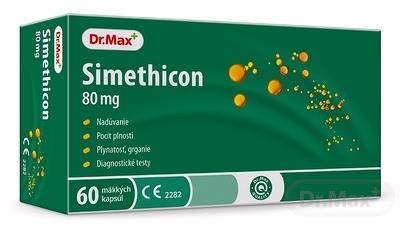 Dr.Max Simethicon 80 mg cps 1x60 ks