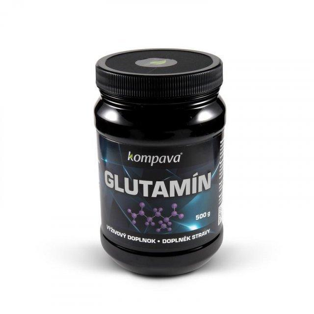 Kompava Glutamín 1x500 g