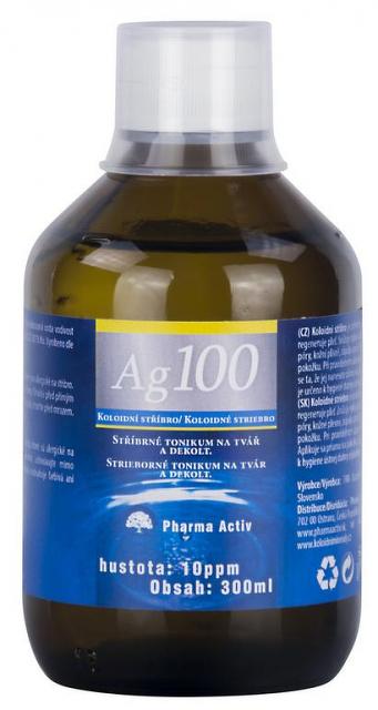 8a8312141 Natural Pharm Koloidné striebro Ag100 10ppm 300 ml - DrMax ...