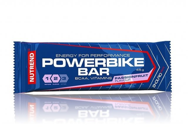 NUTREND Power Bike Bar 45 g passionfruit