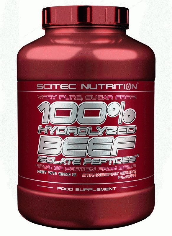 40815d0f8a 100% Hydrolyzed BEEF - Scitec Nutrition