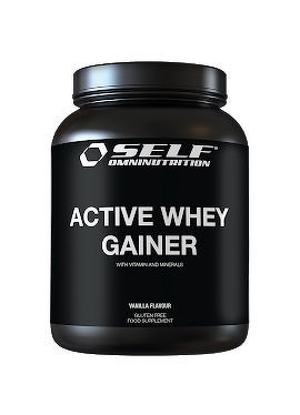 Active Whey Gainer od Self OmniNutrition 2000 g Mango-Jogurt