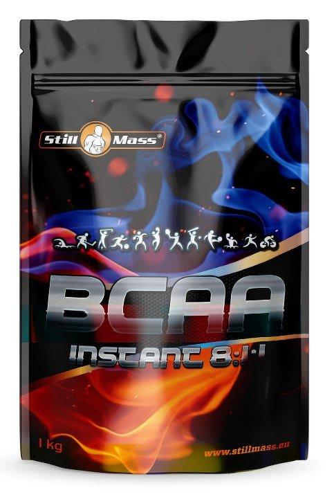 BCAA Instant 8:1:1 - Still Mass 400 g Orange