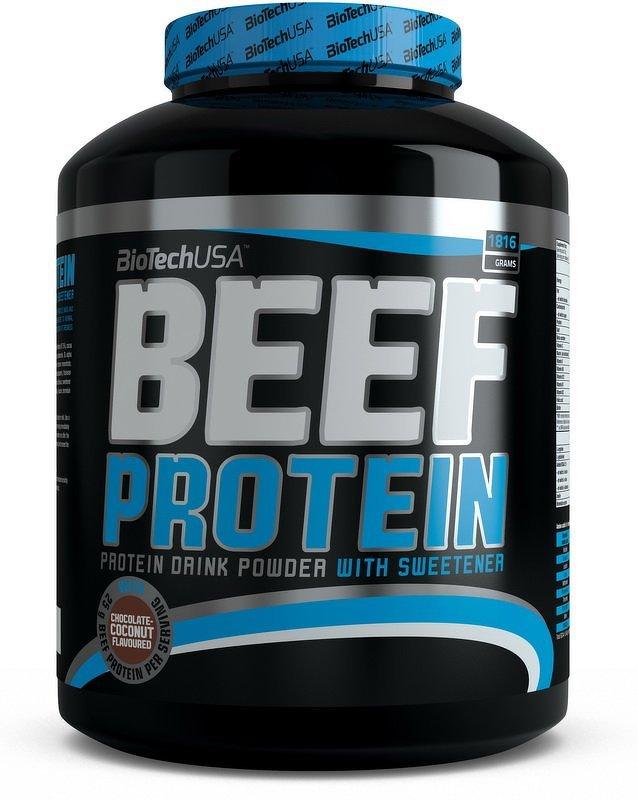 c77af788ef Beef Protein - Biotech USA