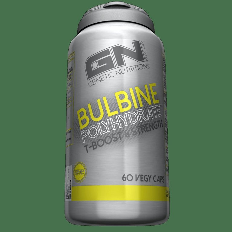 Bulbine Polyhydrate - GN Laboratories 60 kaps.