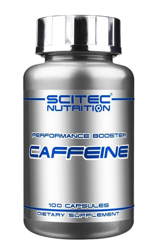 Caffeine - Scitec Nutrition 100 kaps.