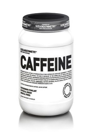Caffeine - Sizeandsymmetry