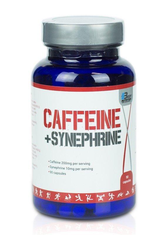 Caffeine + Synephrine - Body Nutrition  90 kaps.