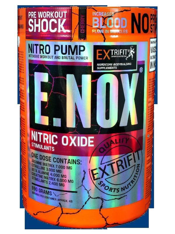 E.NOX  - Extrifit 690 g Čierna ríbezľa
