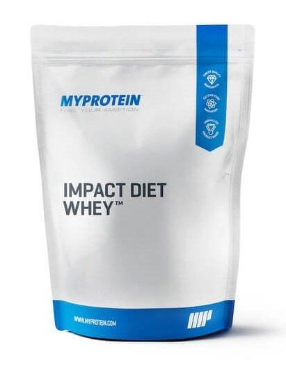 Impact Diet Whey - MyProtein  2500 g Cookies & Cream