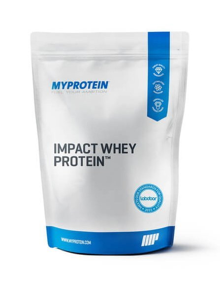 Impact Whey Protein - MyProtein 1000 g Chocolate Smooth