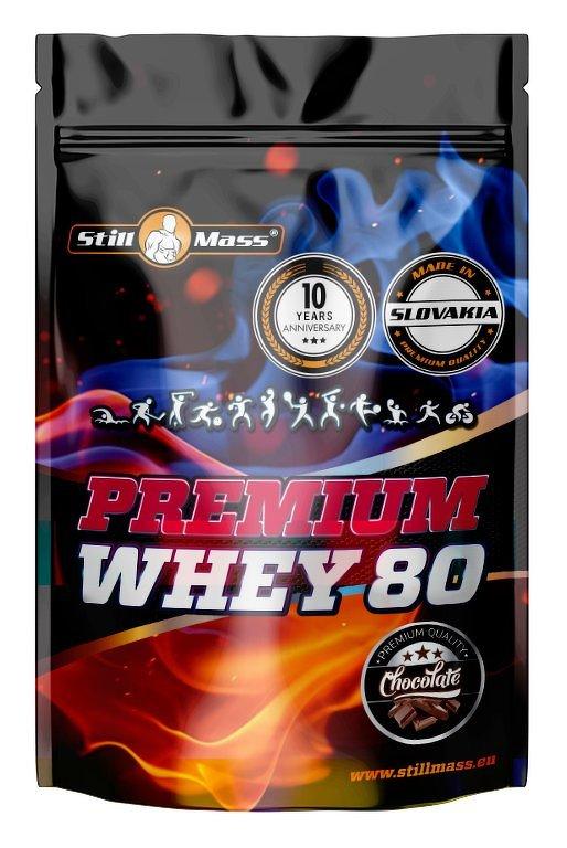 Premium Whey 80 - Still Mass  1200 g White Chocolate